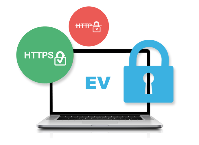 EV SSL - large commercial enterprise